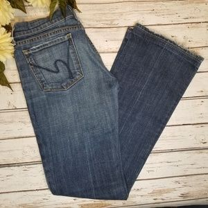 Citizens of Humanity | Kelly #001 Stretch Boot Cut
